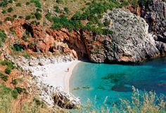 The top 50 beaches in the world - Riserva dello Zingaro, Sicily