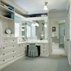 makeup station for home - Bing Images