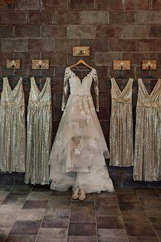 """This """"Game of Thrones""""-Inspired Wedding Will Have You Counting Down the Days to Season 7 #weddingdress"""