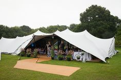 Stretch Tent hire for weddings, parties and corporate events