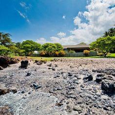 """Not a bad place to say """"I do"""" if I DO say so myself!   Kukahiko Estate, Maui, Hawaii- Private Beach-front Maui Wedding Venue"""