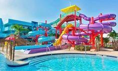Resort with water park and shuttle service to Walt Disney World® Theme Parks, Universal Orlando Resort, and SeaWorld Orlando