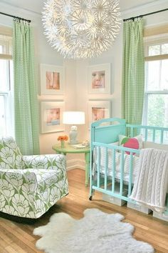 Lovely nursery!