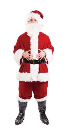 Self-Conscious Brand New Deluxe Father Baby Christmas Hat Xmas Santa Snowman Deer Fancy Dress Costume Gift Idea Home & Garden