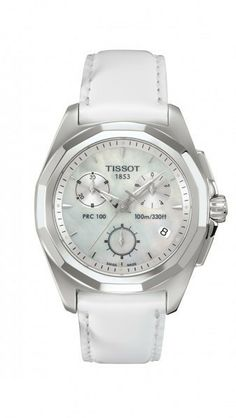 I've got 10% coupon code for sharing this product. Tissot T-sport / PRC100 T008.217.16.111.00 ladies watch