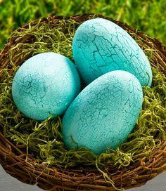 Especial Pascua 2: 26 DIY de huevos decoradosEspecial Pascua 2: 26 DIY de huevos decorados