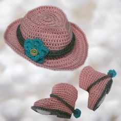 crochet cowboy hat on etsy.com/shop/boutiqueofvituosity