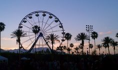 VIP style at Coachella with some BFFs