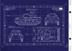 world war 2 engineering blueprints - Google Search