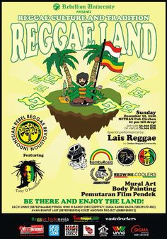 Reggae Land 2010