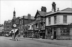 Chester Cheshire, Old Pub, Has Gone, Big Ben, Building, Travel, Viajes, Buildings, Destinations