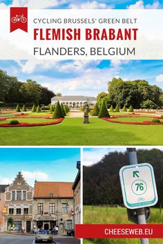Cycling Around Brussels: Discover the Hidden Gems of the Green Belt in Flemish Brabant, Belgium