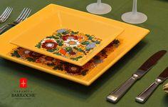JUEGOS DE VAJILLA    Los juegos de vajilla de Ceramica Bariloche se puede realizar en diferentes motivos de decoración.