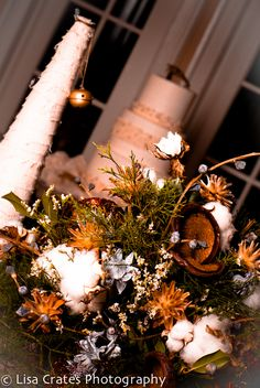 #Rustic Winter Wedding#Garden Wedding ... Wedding ideas for brides, grooms, parents & planners ... https://itunes.apple.com/us/app/the-gold-wedding-planner/id498112599?ls=1=8 … plus how to organise an entire wedding, without overspending ♥ The Gold Wedding Planner iPhone App ♥