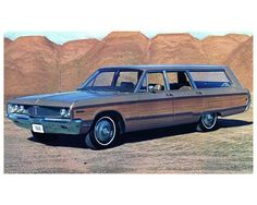 Chrysler Town & Country - 1968