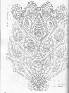 Newest Pictures Crochet Doilies Centerpi Crochet - Diy Crafts - maallure Crochet Tablecloth Pattern, Free Crochet Doily Patterns, Crochet Doily Diagram, Filet Crochet Charts, Crochet Mandala, Crochet Motif, Crochet Shawl, Crochet Designs, Diy Crafts Crochet
