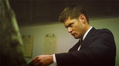 Love that angry face. #Supernatural