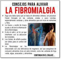 consejos para la fibromialgia