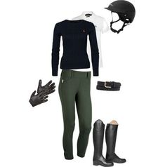 Find out how to get this look for 60% less : https://equestrianbootsandbridles.com/equestrian-wear-get-the-look-for-60-less/