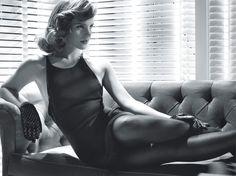 Emily Watson for W Magazine, by Michael Thompson, 2013