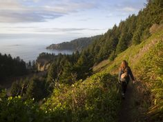 5 Oregon State Parks That Offer Cabin and Yurt Camping - great for Winter Pacific Crest Trail, Pacific Northwest, Pacific Coast, Oregon Coast Hikes, State Parks, Yurt Camping, Camping Places, Thru Hiking, Best Sunset