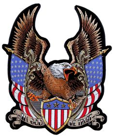in God We Trust Praying Hand USA Flag Patch 3D PVC -Glow Dark -GT8