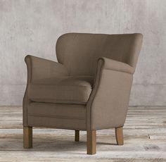 Professor's Upholstered Chair