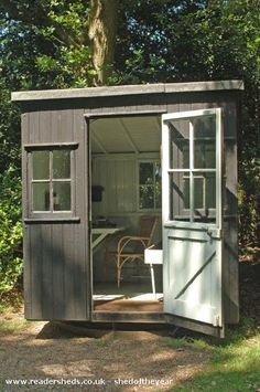 Bernard Shaw's Writing Hut is an entrant for Shed of the year 2015 via @unclewilco #shedoftheyear