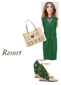 """""""Resort"""" by zavalle on Polyvore featuring PF Paola Frani and Style & Co."""