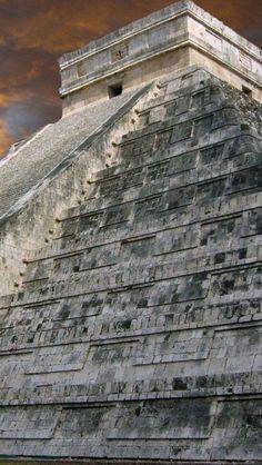 Chichen Itza, Yucatan, Mexico http://www.SeedingAbundance.com http://www.marjanb.myShaklee.com