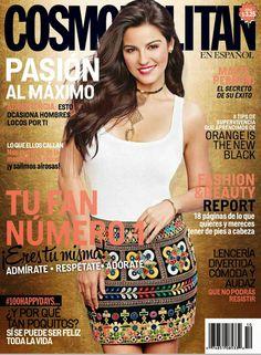 Actrices y actores latinos: Cosmopolitan - Maite Perroni