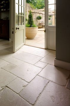Link your interior to your exterior with our outdoor stone flooring range at Mandarin Stone. Browse options and buy outdoor stone tiles online. Kitchen Tiles, Kitchen Flooring, Stone Kitchen Floor, Kitchen Decor, Farmhouse Flooring, Bathroom Flooring, Diy Kitchen, Stone Tile Flooring, Ceramic Flooring