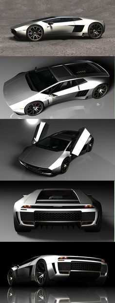 concept cars The Mangusta Legacy concept is a reincarnation of the classic De Tomaso Mangusta supercar. The concept was developed by designer and illustrator Maxime de Keiser. Pictures Of Sports Cars, Cool Sports Cars, Sport Cars, Car Pictures, Aston Martin, Supercars, Porsche 918 Spyder, Porsche 911, Futuristic Cars