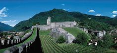 Castelgrande Bellinzona - Hochzeitslocation in Bellinzona