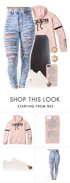 """Bored asf 😕🙄"" by jchristina ❤ liked on Polyvore featuring interior, interiors, interior design, home, home decor, interior decorating, Hollister Co., Rebecca Minkoff and adidas"