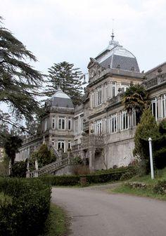 Pazo de Lourizán (Marín, Pontevedra). Ruta de la camelia #Galicia