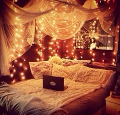 This is so cozy! I would cuddle up all day in this