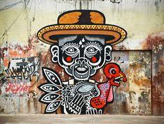 Los mejores 35 artistas urbanos de Latinoamerica y España 25