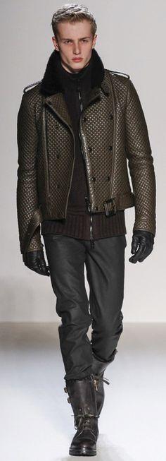 My dip into high fashion jackets.