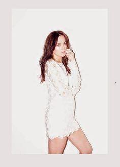 Fifty Shades Updates: PHOTOS: Dakota Johnson's photoshoot for LittleDoe Dakota Johnson Movies, Dakota Johnson Hair, Dakota Johnson Style, Dakota Mayi Johnson, Dakota Jhonson, Dakota Style, 50 Shades Of Grey, Fifty Shades, Ana Steele