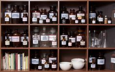 stocking the natural medicine cabinet