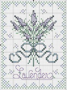 (100) Gallery.ru / Фото #1 - 327 - lekar Cross Stitch Boards, Mini Cross Stitch, Cross Stitch Flowers, Cross Stitching, Cross Stitch Embroidery, Cross Stitch Patterns, Lavender Crafts, Christmas Embroidery Patterns, Ladder Stitch