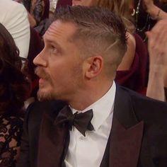 Tom Hardy at the 2016 Oscars - February 28th 2016
