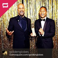 #beautiful #goldenglobes #evening #gowns @WashClub_NYC loves #films & #TV and so do our #fans - save $2 on #eco dry cleaning your #tuxes or #gowns this week with an eligible order @common and @johnlegend #common #johnlegend