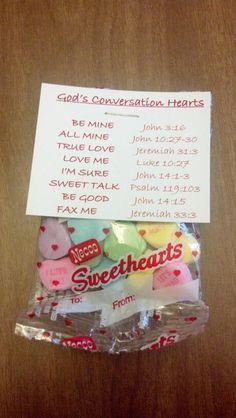 AWANA snacks Valentines Day