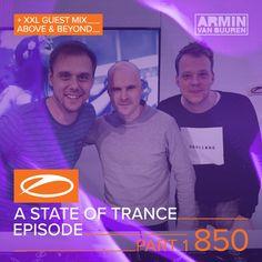 A State of Trance Episode 850, Pt. 1 (+ XXL Guest Mix: Above & Beyond) de Armin van Buuren en Apple Music