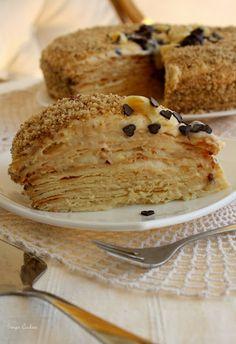 "Ginger Cookies: Торта ""Наполеон"""