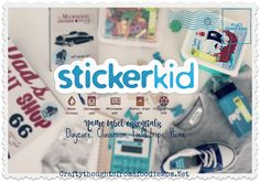 StickerKid makes life easier for parents, teachers and kids with attractive and ultra-resistant name labels which clearly identify children's clothes, shoes, bottles, school supplies and othe…