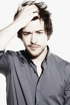 OMG New Love Marc Andre Grondin <3 Why are you so attractive?