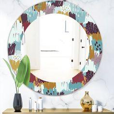40 Mirrors Ideas Mirror Wall Mirror Round Wall Mirror